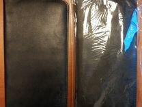 Floveme Чехол-кошелек из двухслойной кожи