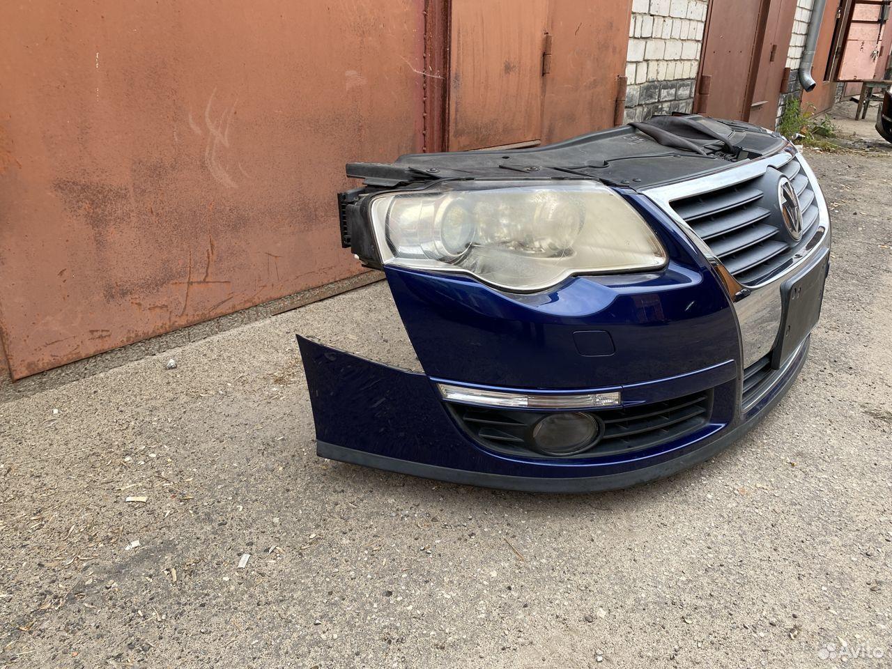 Ноускат Volkswagen Passat B6 №2  89534684247 купить 2