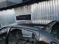 Крыша со стойками Renault Sandero 06-14гг