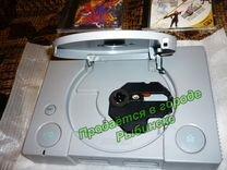 Sony Playstation в коробке с документами