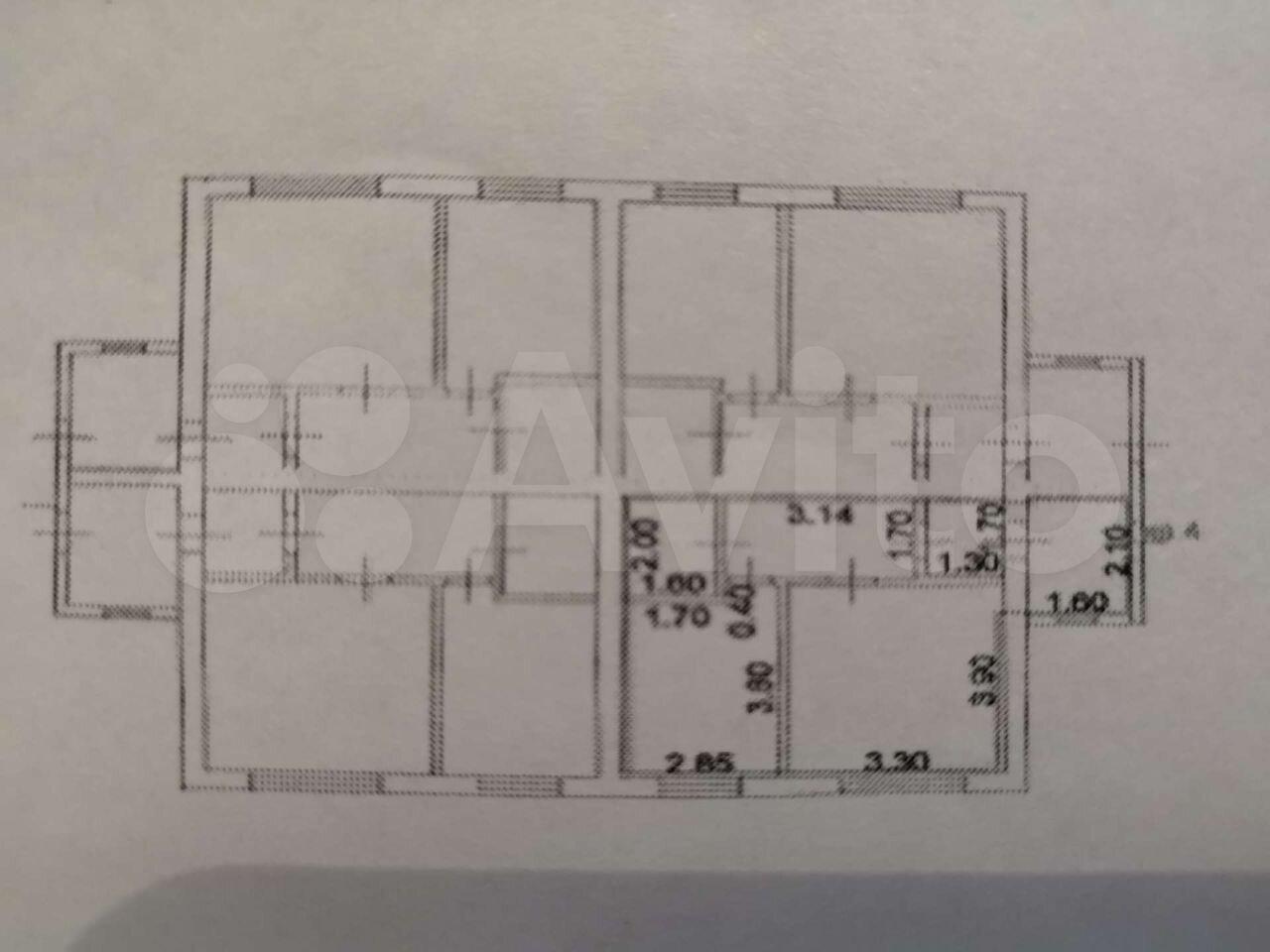 1-к квартира, 37.2 м², 1/1 эт.