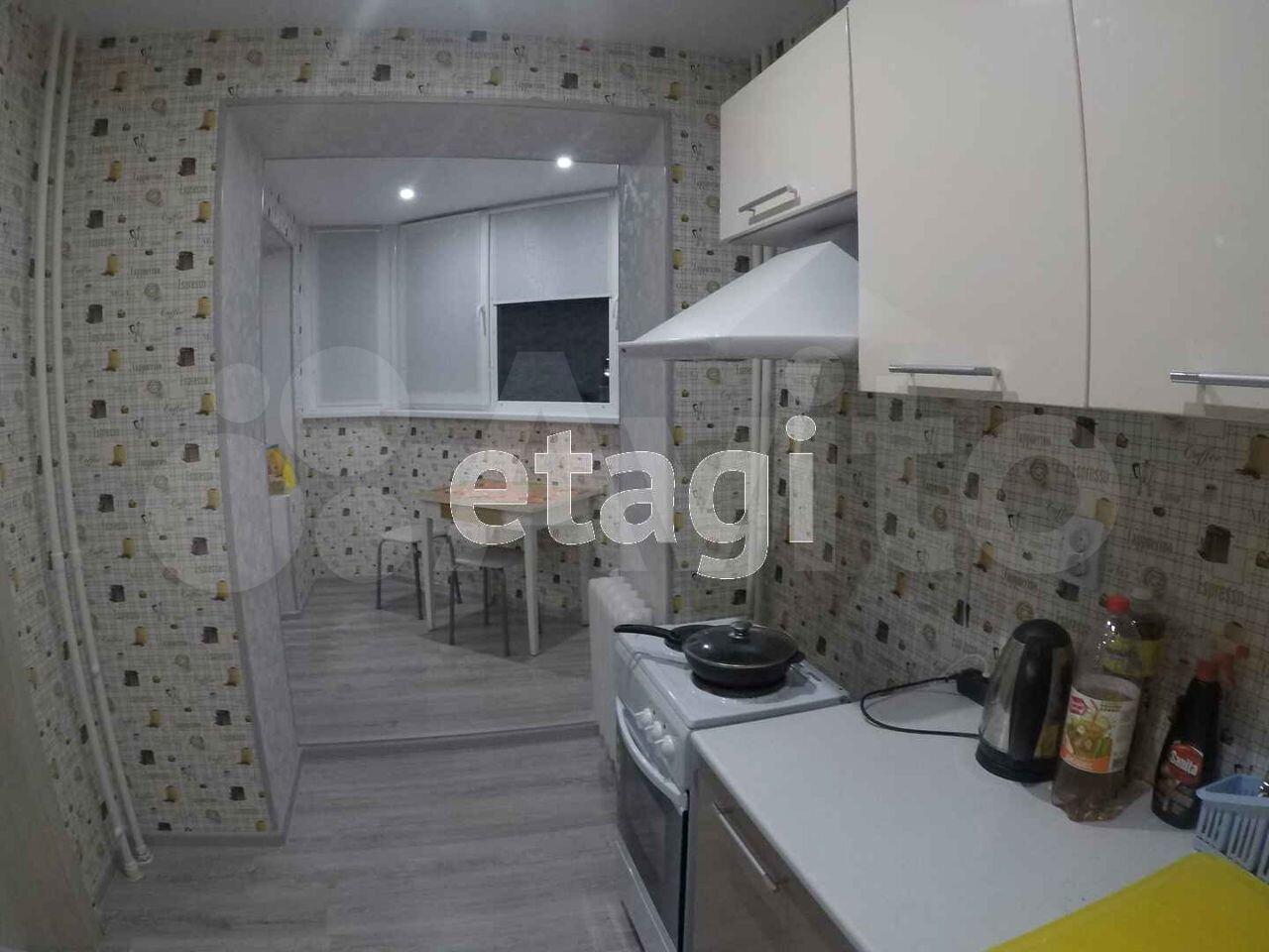 1-к квартира, 29.5 м², 2/10 эт.  89512020591 купить 9