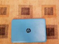 Маленький ноотбук hp