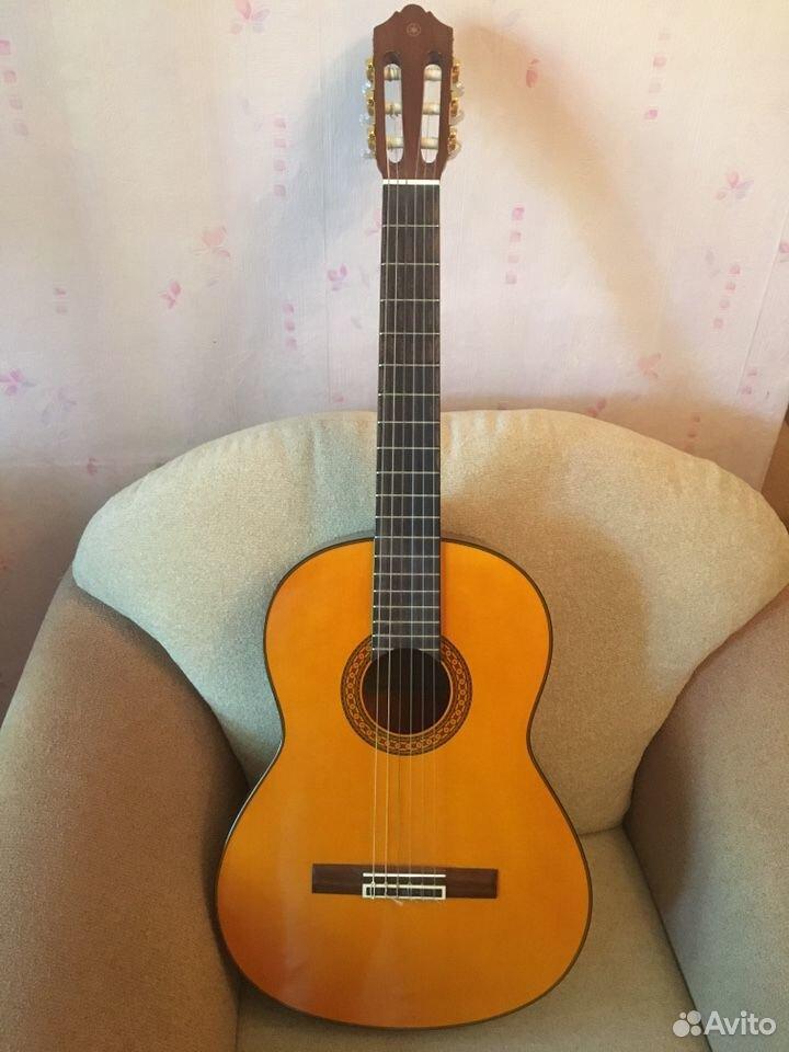 Гитара акустическая Yamaha  89196709875 купить 1