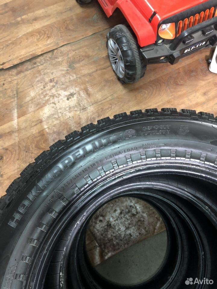 Нокиа Хака 5 Зимние шины шип  89324188448 купить 8