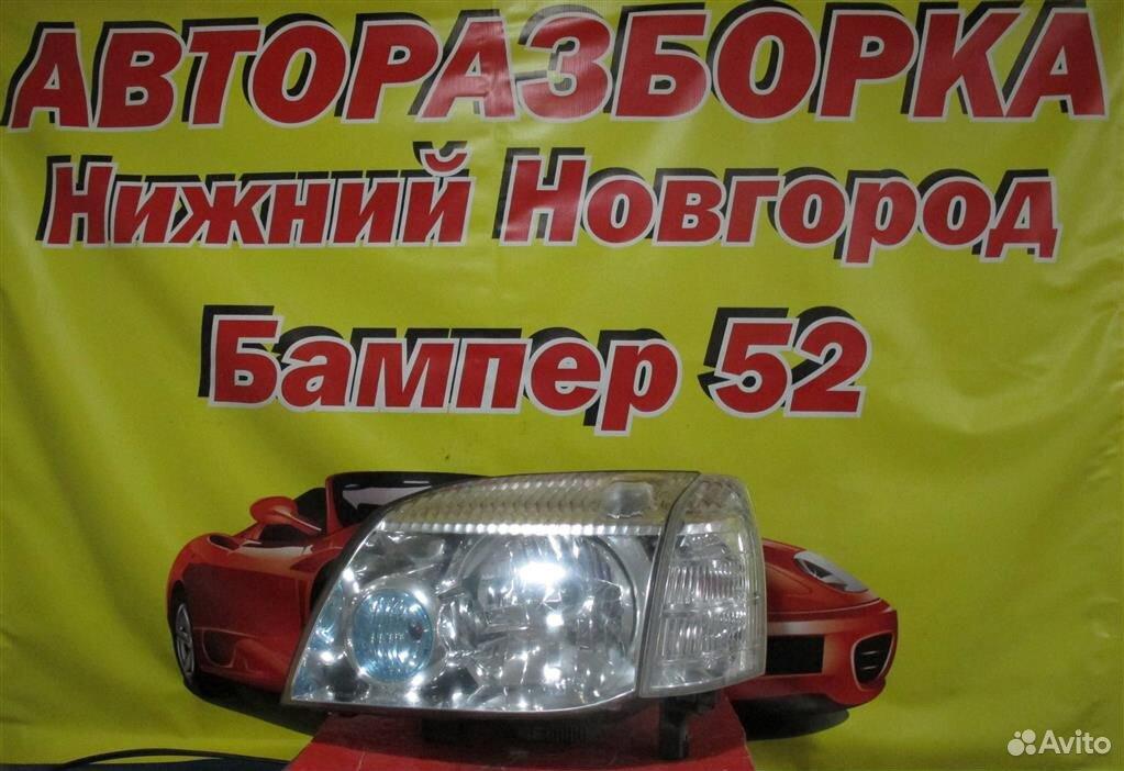 89524408730  Nissan X-Trail (T30) 2001-2006 фара левая ксенон