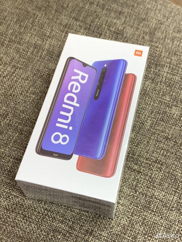 Новый смартфон Xiaomi редми 8 4/64