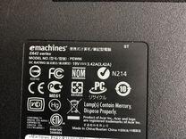 EMachines E642