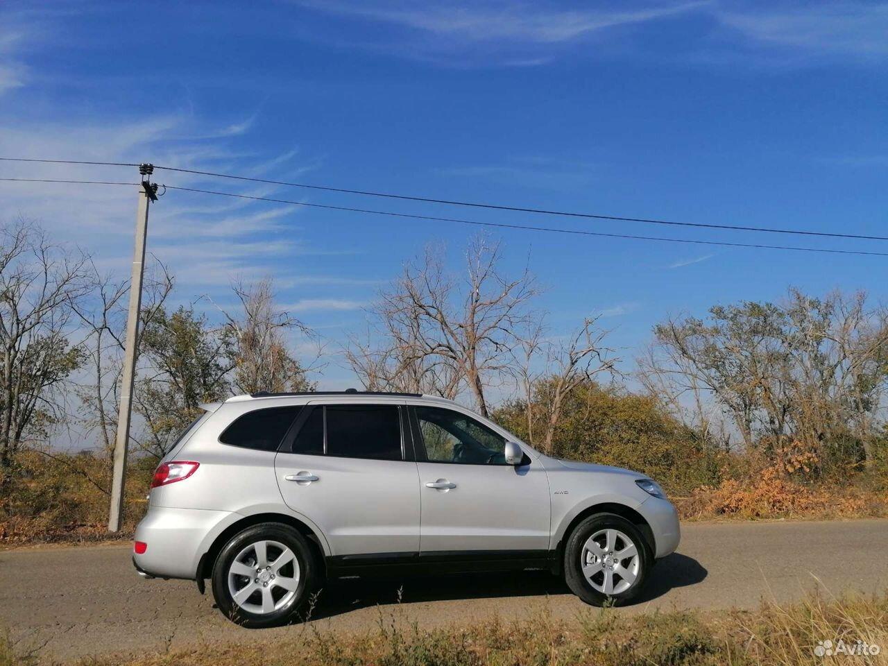 Hyundai Santa Fe, 2008  89187859838 купить 2