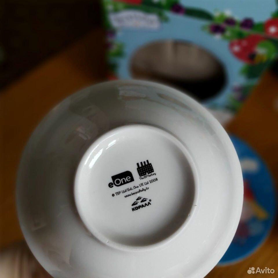 Набор детской посуды (3 предмета)  89173191130 купить 1