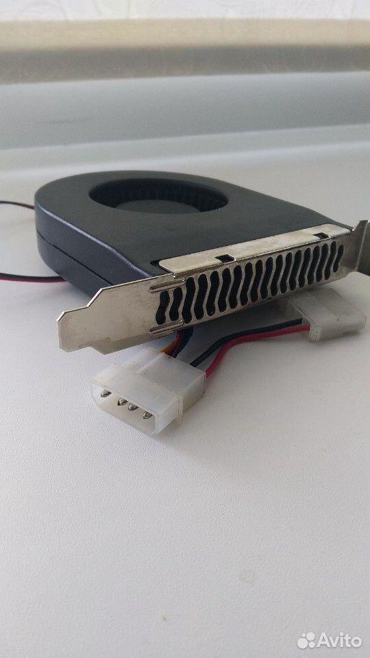 Турбинное охлаждение в слот PCI  89242025679 купить 2