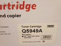 Картридж для принтера Q5949a