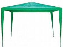 Тент шатер для пикника зеленый 3м на 3м