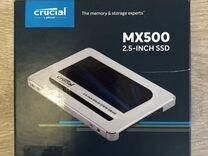 Сrucial MX500 500 gb