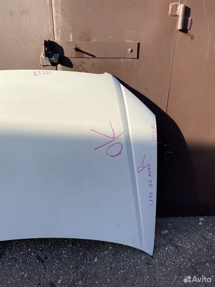 Капот белый Audi A4 B7  89534684247 купить 3