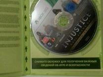 Игра на xbox 360 injustice
