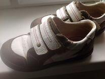 Ботиночки нат.кожа 28 размер стелька 18