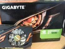 Видеокарта gigabyte GT 1030 2гб