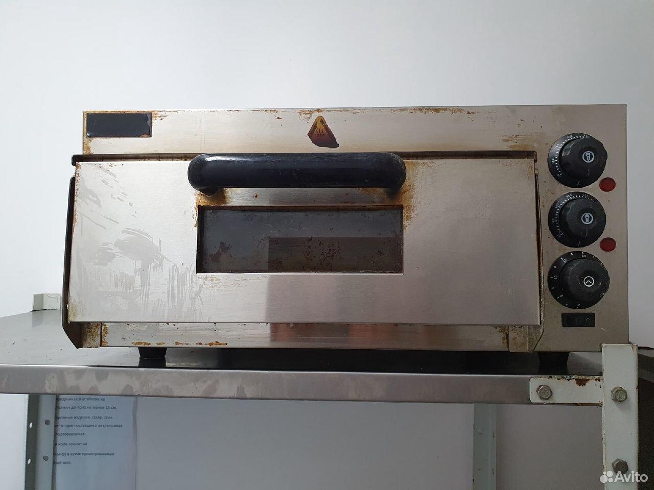 Пицца печь Hurakan