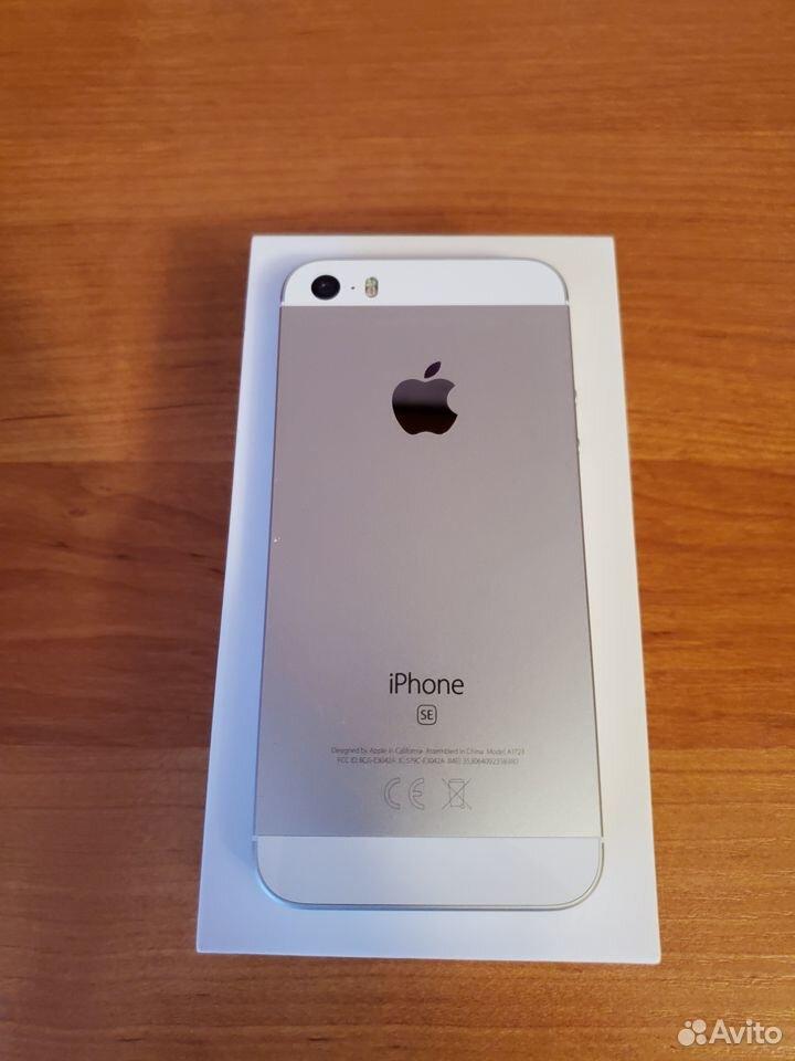 iPhone SE 32gb  89095469578 купить 6