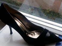 Туфли Calipso новые натуральная замша — Одежда, обувь, аксессуары в Самаре
