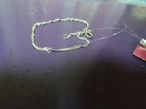 Серебрянный браслет на руку