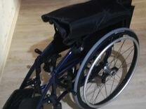 Инвалидная кресло- коляска Оrtonica base 185