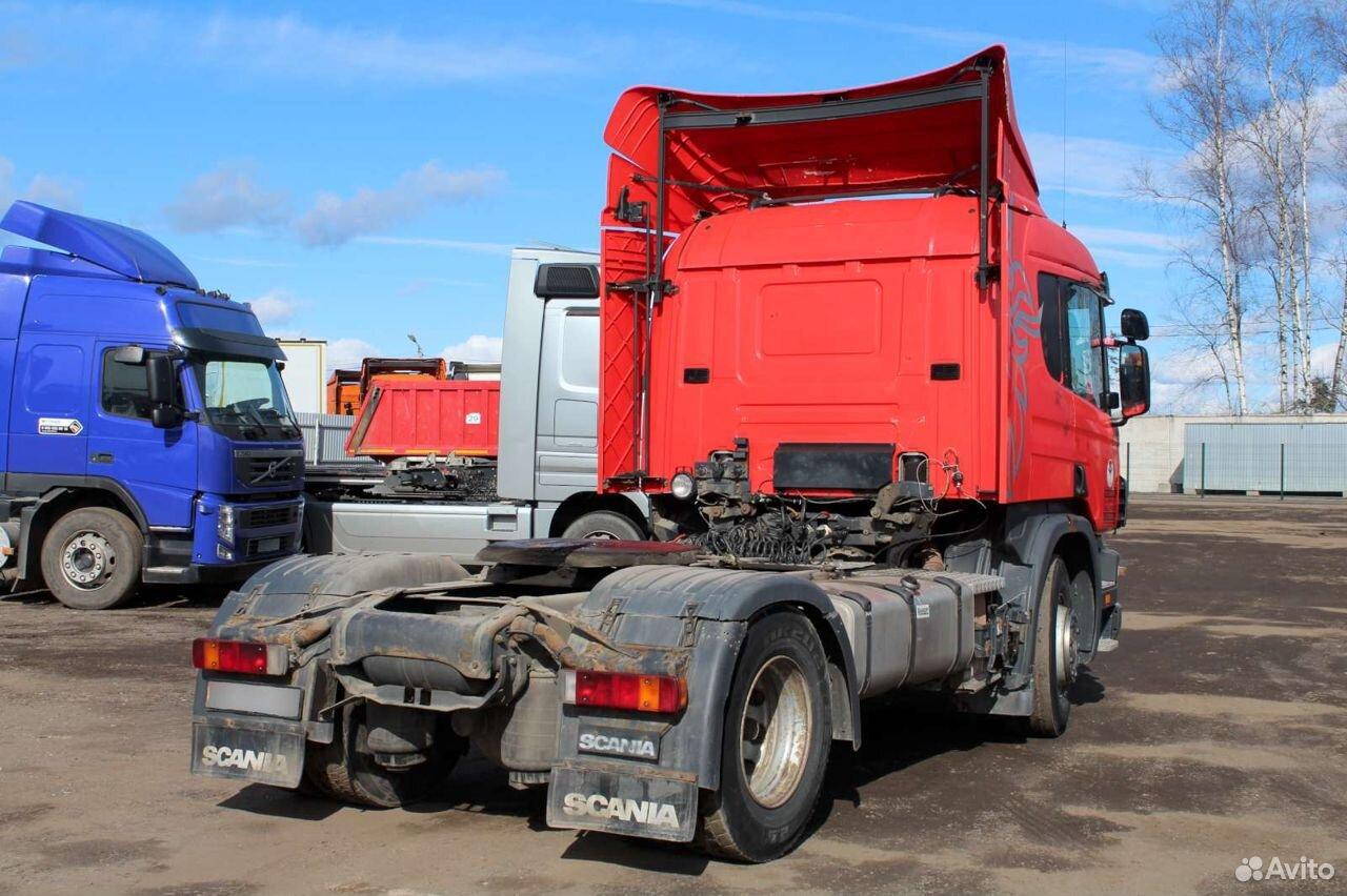 Scania p114  89677739432 купить 7