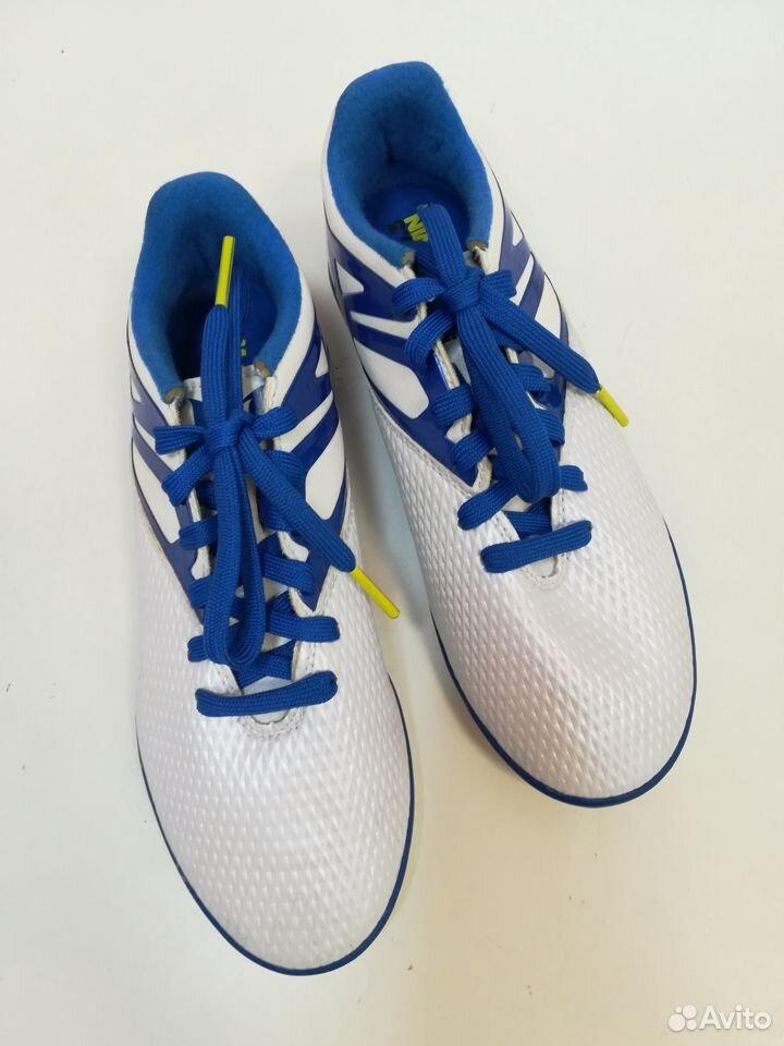 Футзалки adidas messi размер 36 eur  89223002011 купить 2