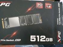 Продам M.2 Nwme SSD диск на 512 Гб