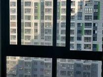 Лоджия окно