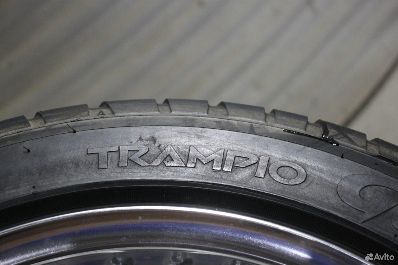 Шины Trampio 235/45 R17 пара  89095371029 купить 3