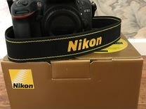 Продам Nikon D7100+35mm 1.8G