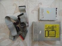 Оперативная память, видеокарта, сетевая, CD привод