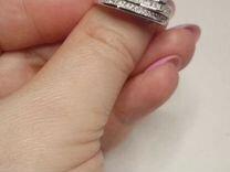 Серебряное кольцо, 17
