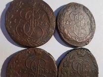 4 пятака Екатерины (обмен)