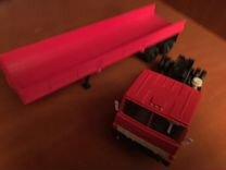 Модель грузовика камаз 5410
