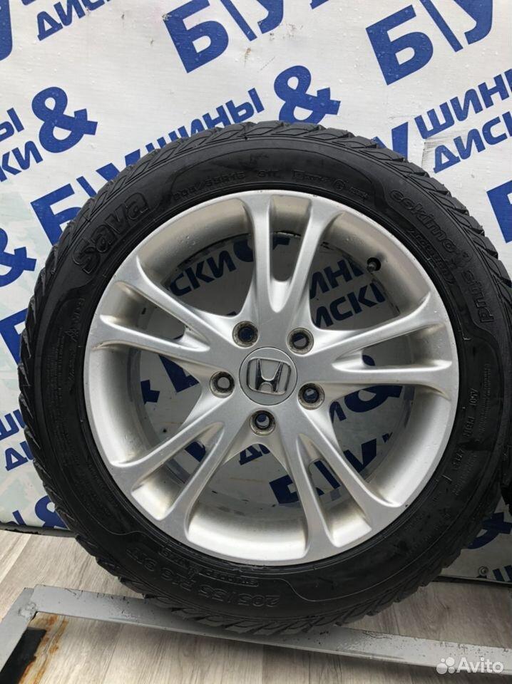 Колеса зима R16, 5x114,3 Honda Civic  89222232672 купить 2