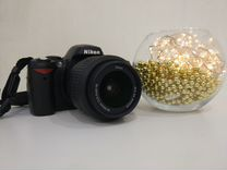 Прода Nikon D40 — Фототехника в Петрозаводске
