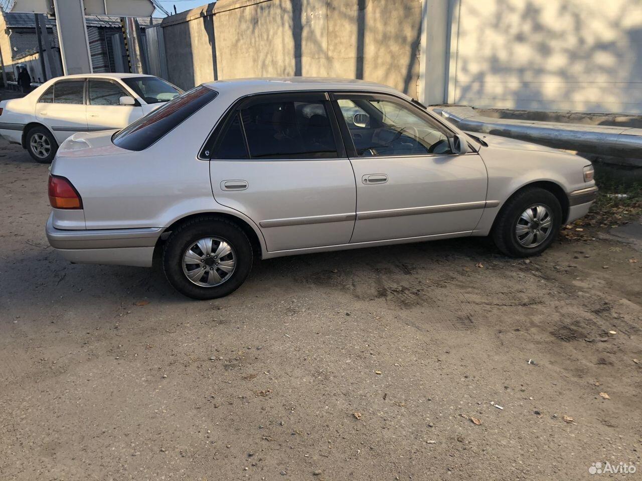 Toyota Corolla, 1996  89098155727 купить 6