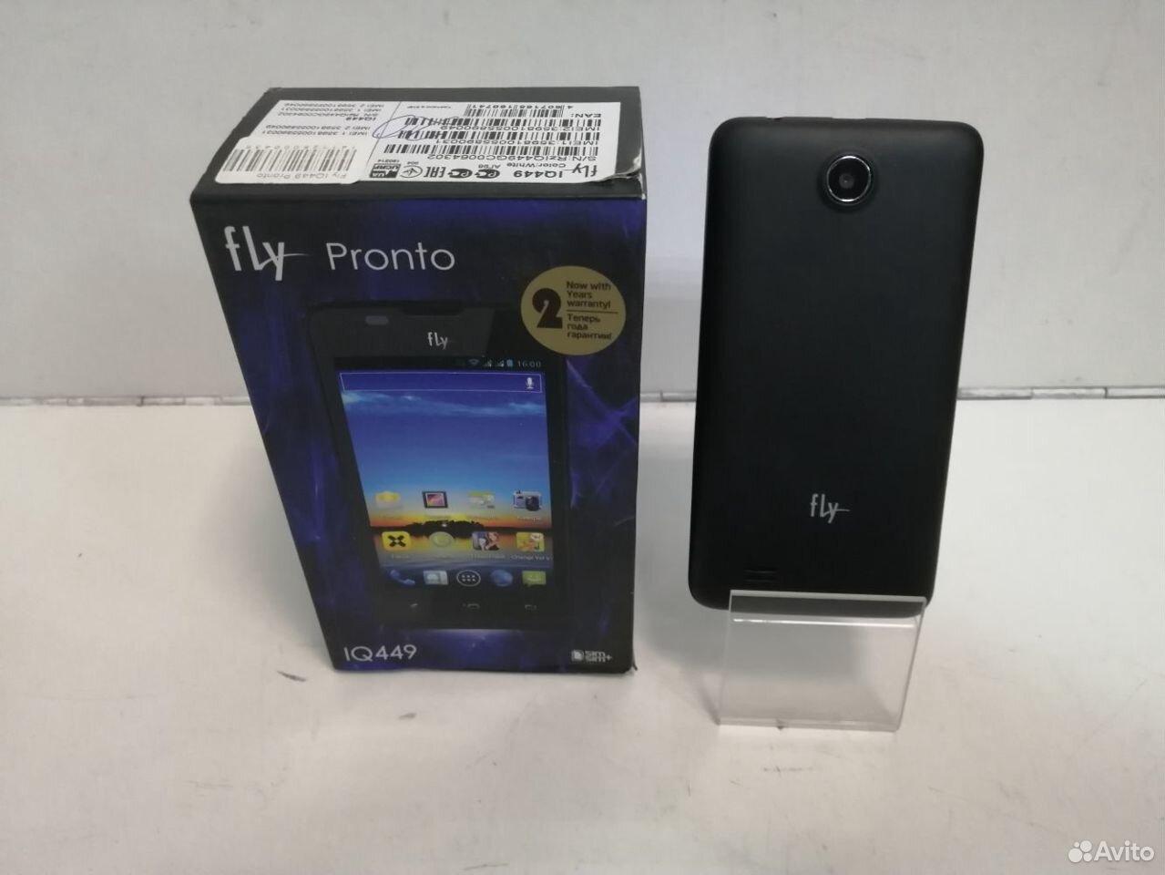 Мобильный телефон Fly IQ449 Pronto