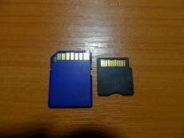 Адаптер для микро SD и микро sd с ад-м