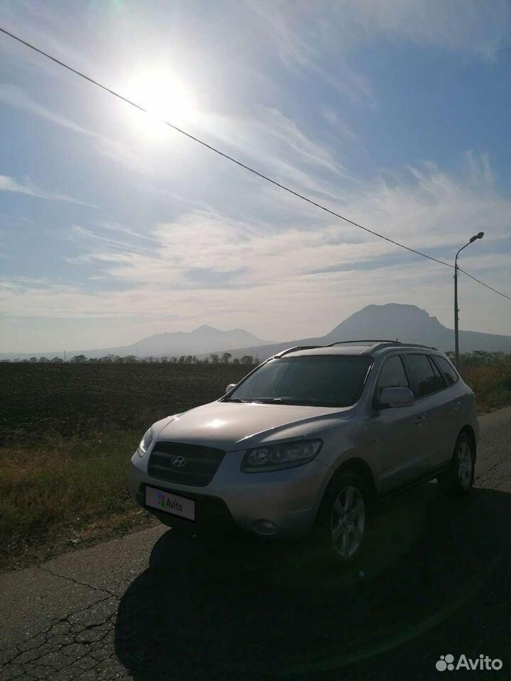 Hyundai Santa Fe, 2008  89187859838 купить 7