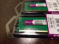 16Gb DDR3 2*8gb 1600Mhz CL11