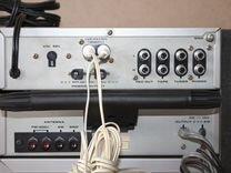 Музыкальный центр Sanyo — Аудио и видео в Челябинске