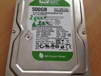 WG Green 500 Гб