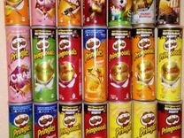 Банки принглс Pringles