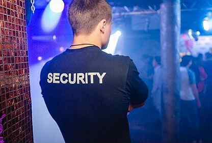 ночной клуб требуется охранник в москве