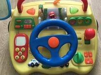 Развивающий руль для малыша