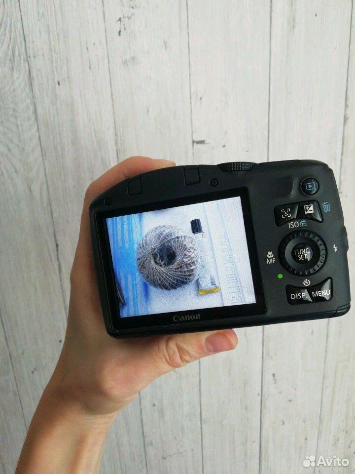 Фотоаппарат Canon+аккумы+зарядка+чехол  89185481344 купить 7